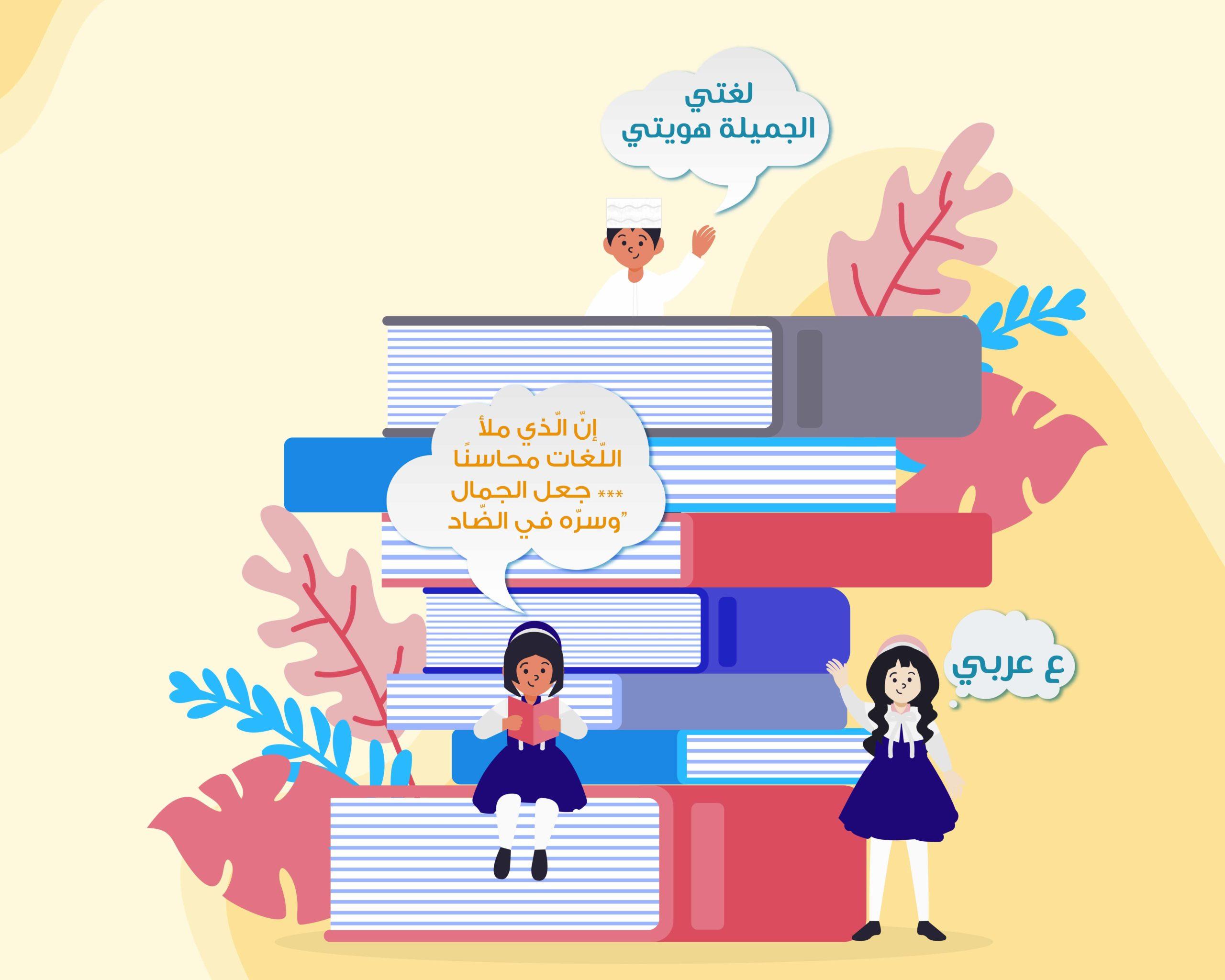 اللغة العربية-ص10-ف1